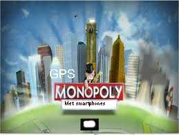 GPS monopoly